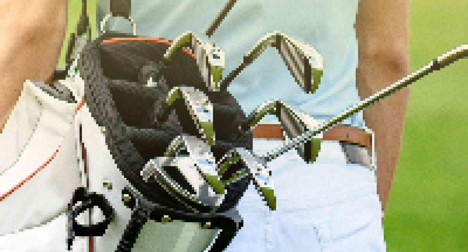Senior Golf