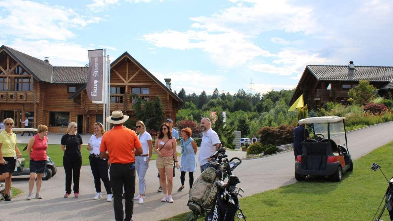 Tečaj – spoznaj golf
