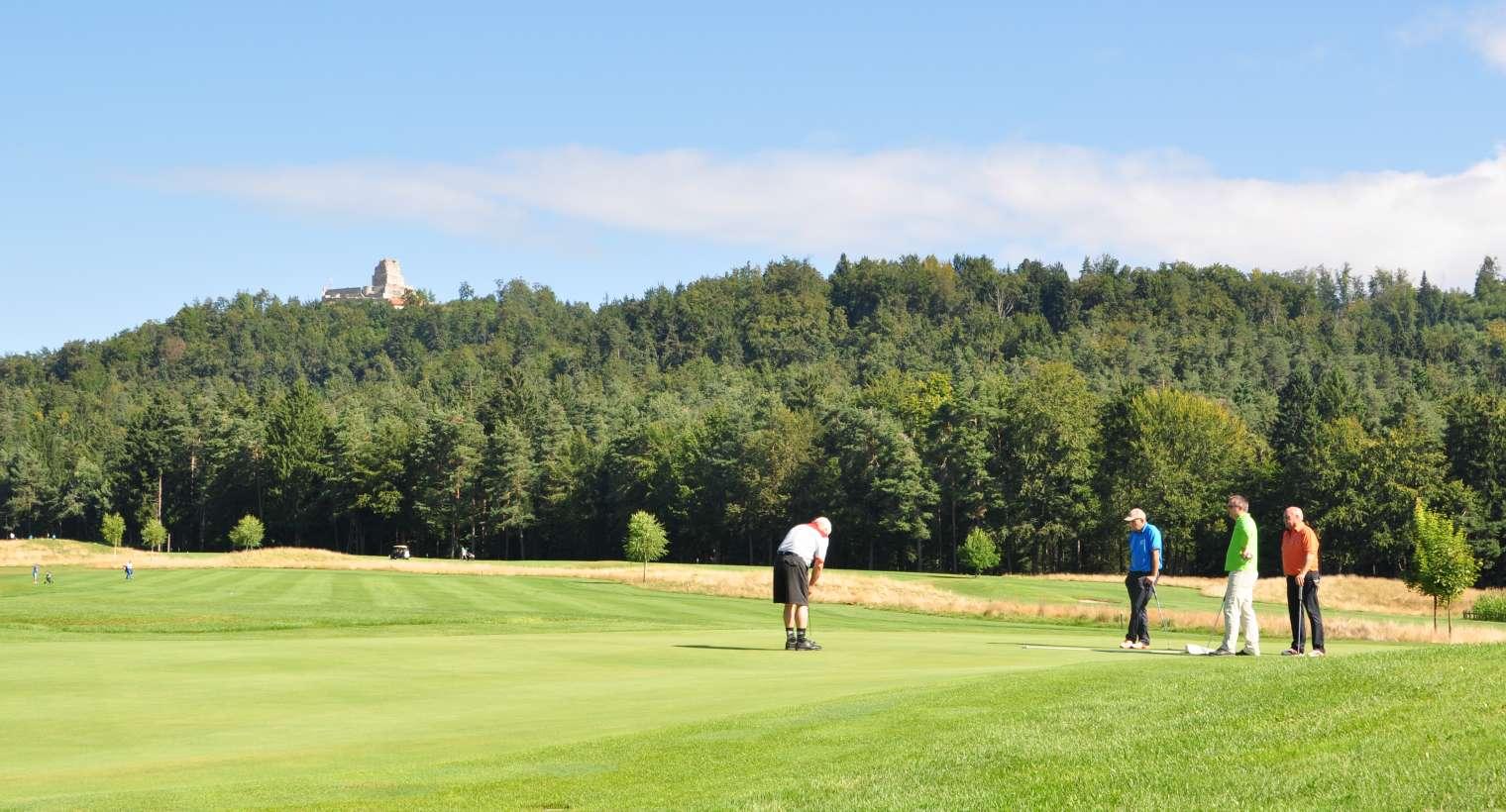Tečaj- spoznaj golf