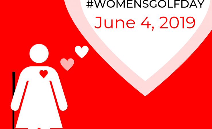 Women's Golf Day, 4.6.2019