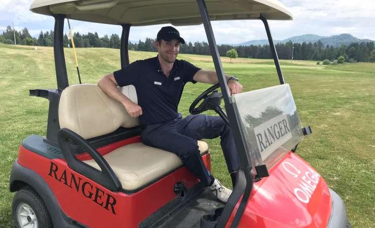 Meet CUBO staff: Miha, ranger in licencirani sodnik golfa