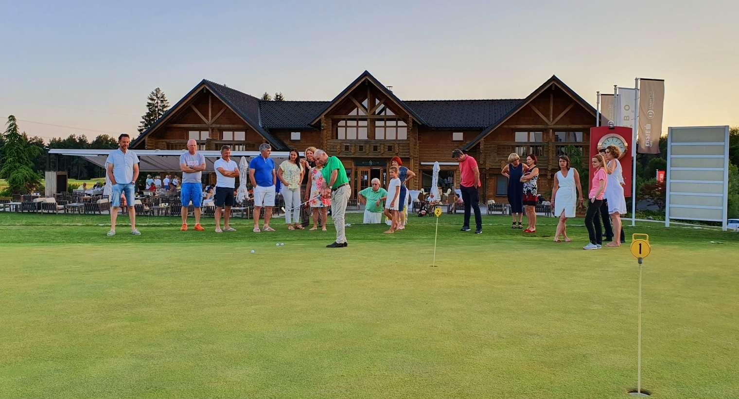Družabni turnir Diners Golf & Country Klub Ljubljana Smlednik
