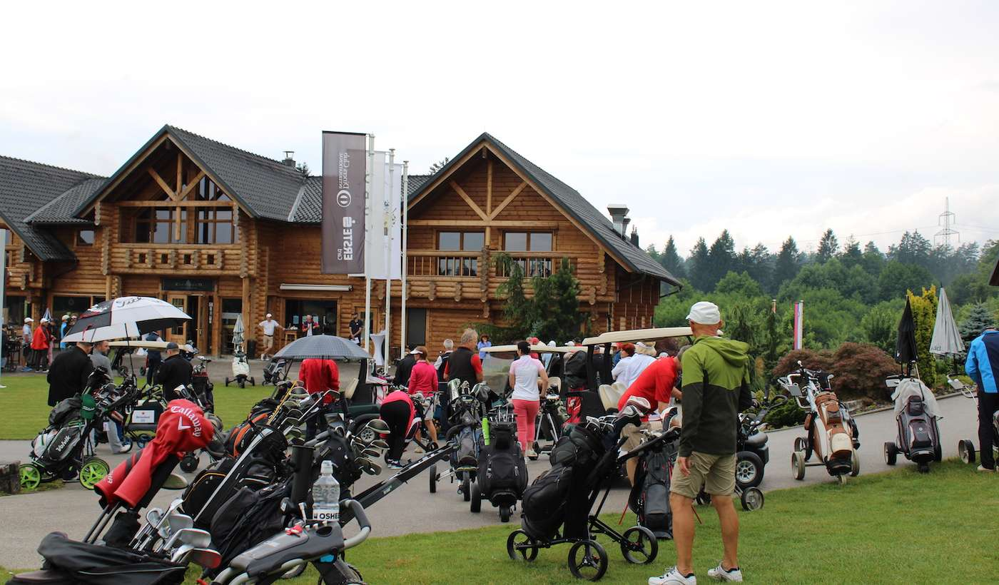 Klubski turnir Golf & Country Kluba Ljubljana