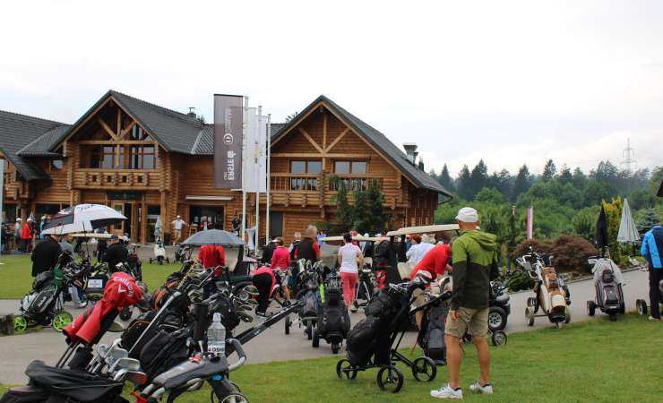 Klubski turnir Golf & Country Kluba Ljubljana