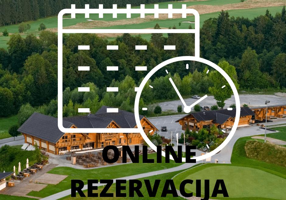 Možnost online rezervacije