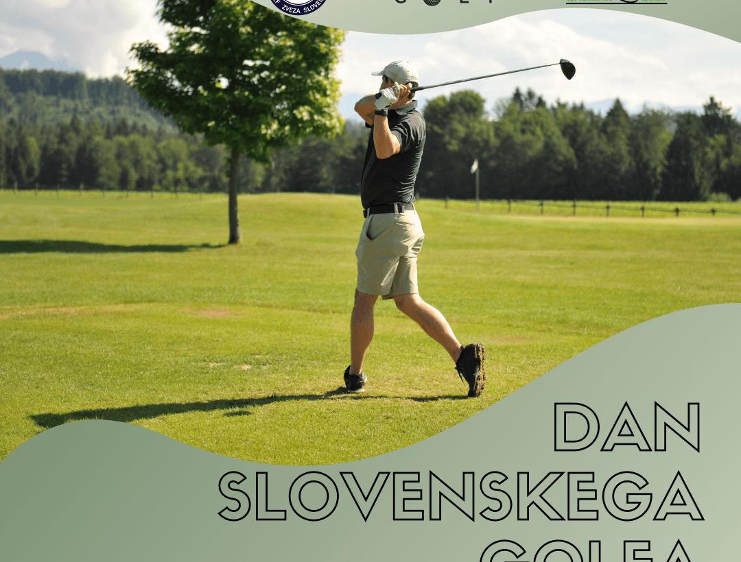 Dan slovenskega golfa 2020- 13.9.2020