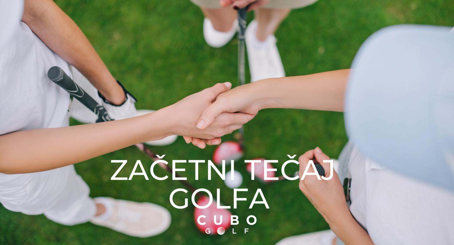 Začetni tečaj, Spoznaj golf
