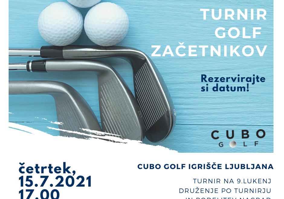Turnir za začetnike, 15.7.2021