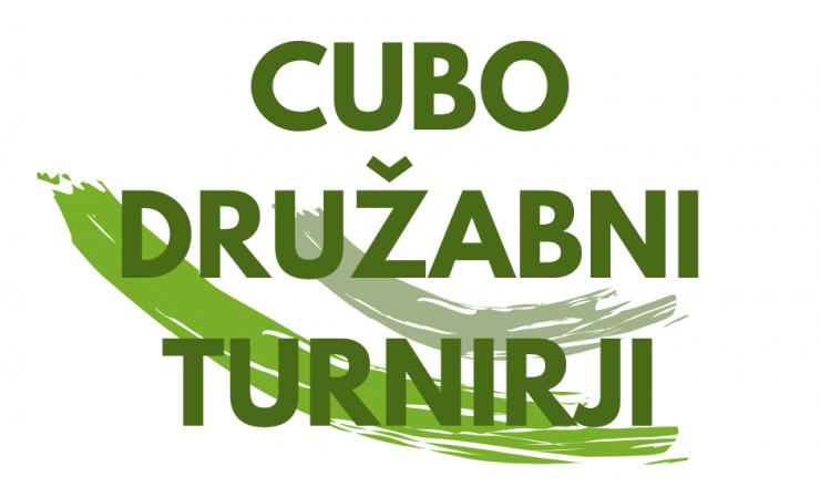 CUBO družabni turnirji