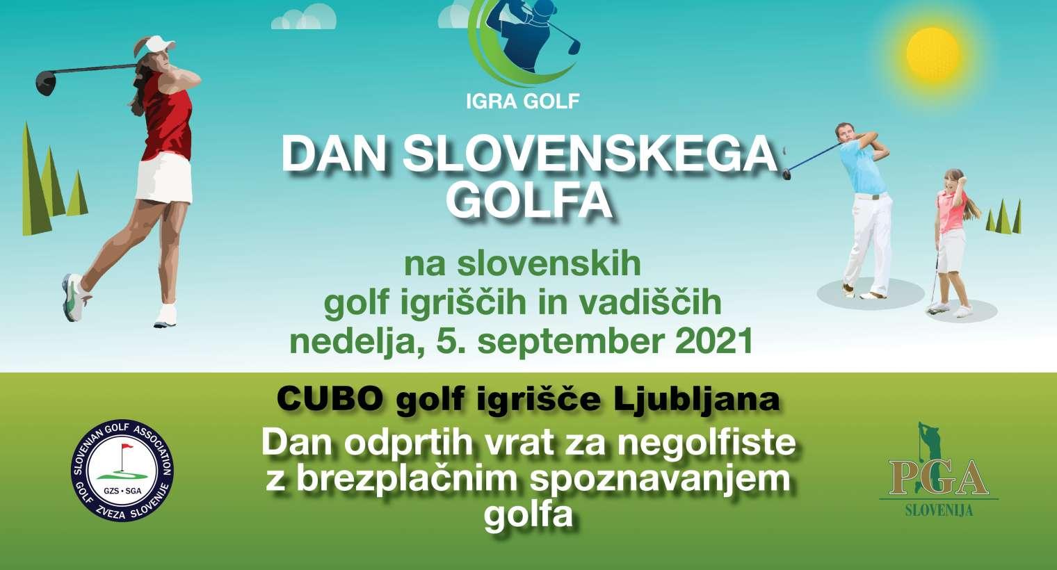 Dan slovenskega golfa 2021